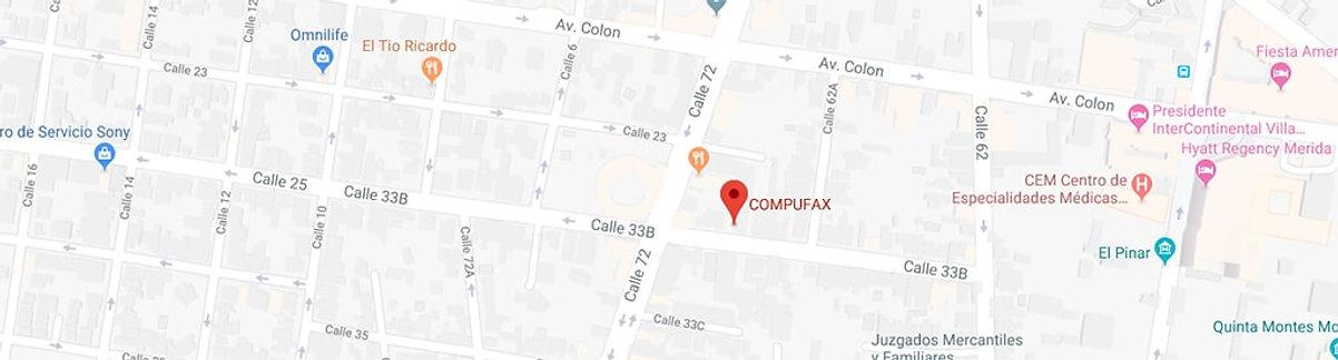Dirección Compufax