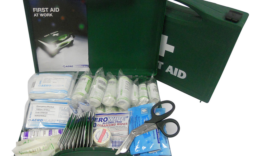BS8599:1 Large First Aid Kit