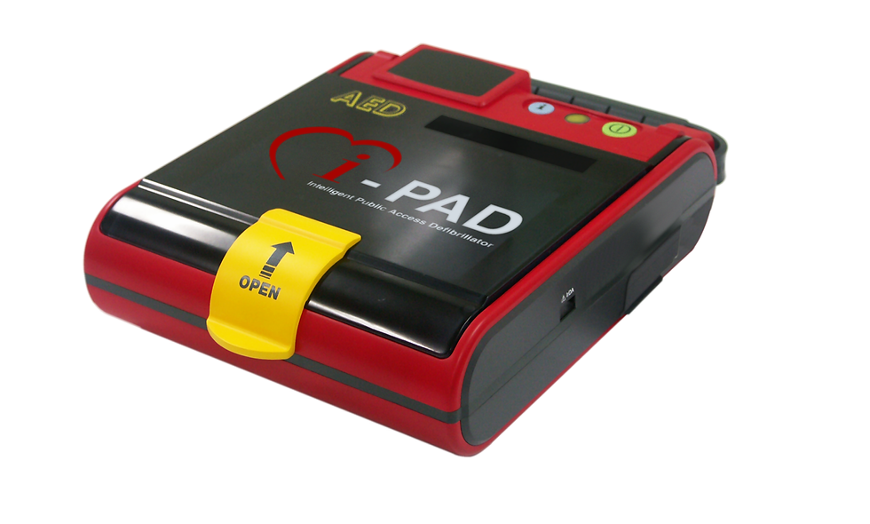 iPAD Saver NF1200 Fully Automatic Defibrillator