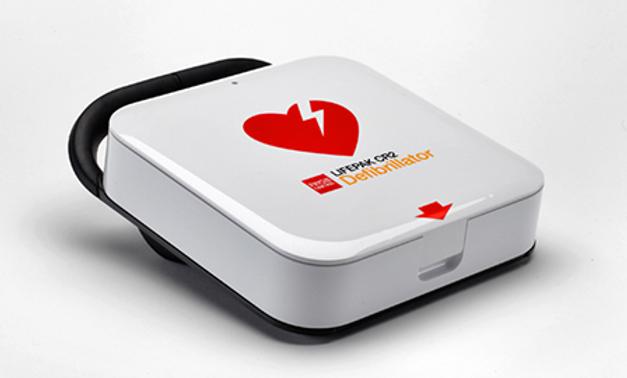 LIFEPAK CR2 Semi Automatic AED