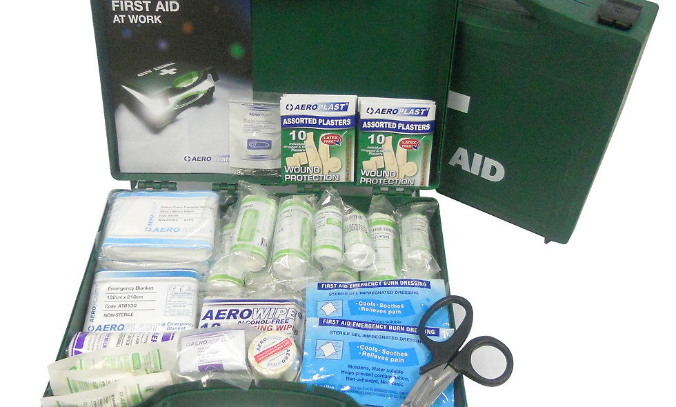 BS8599:1 Medium First Aid Kit