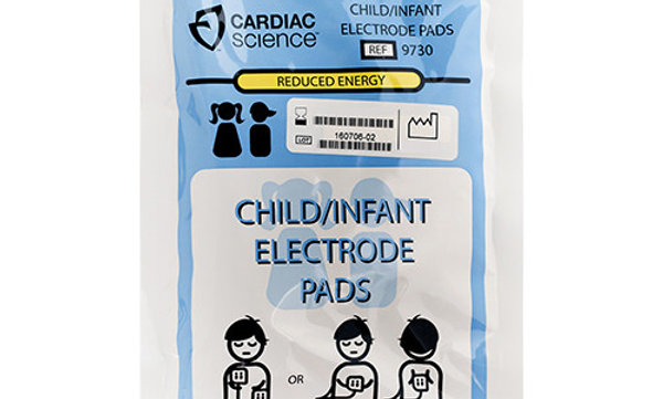 Cardiac Science Powerheart G3 Electrode Pads (Paediatric)