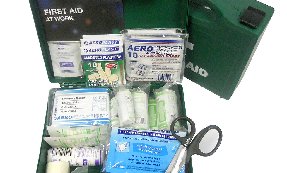BS8599:1 Small First Aid Kit