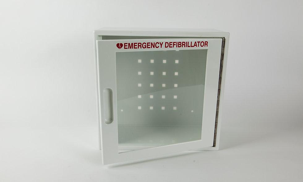 Indoor Alarmed AED Cabinet