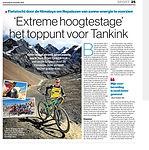 Bram Tankink Mountainbiken Nepal Annapurna World2Bike