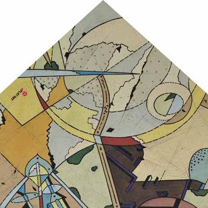 Арт-Платоки с изображениями работ известного художника Виталия Копачева