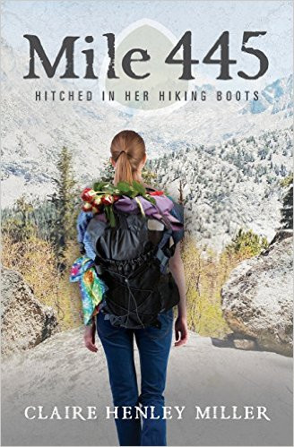 Check out my friend's new book! A non-fiction memoir about her time on the Pacific Crest Trail.