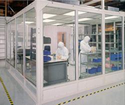 無塵室設計_無塵室規劃_無塵室工程_無塵室施工_實驗室設計