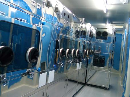 客製化 8.5米 超大型無菌操作台