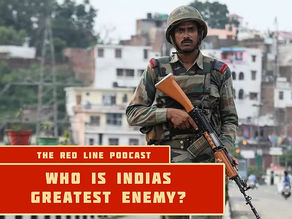 Episode 24. Who is India's Biggest Strategic Enemy?