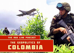 Episode 32. Colombia (FARC, Paramilitarios and Cocaine)