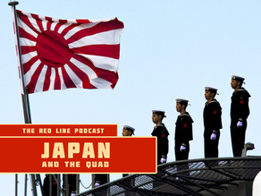 Episode 45. Japan and The Quad