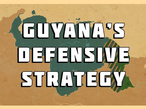 Executive Briefing: Guyana's Defensive Strategy