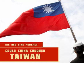 Episode 34. Could China Conquer Taiwan?