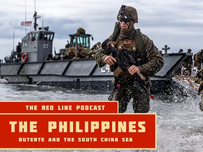 Episode 20. The Phillipines (Duterte and the South China Sea)