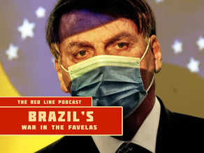 Episode 49. Brazil's War in the Favelas