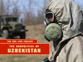 Episode 44. The Geopolitics of Uzbekistan (and the Island of Anthrax)
