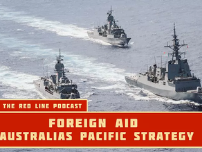 Episode 10. Foreign Aid (Australia's Pacific Strategy)