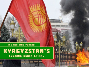 Kyrgyzstan's Looming Death Spiral: President Japarov and the future of Central Asia