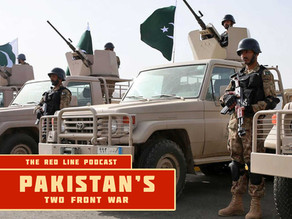 Episode 39. Pakistan's Two Front War