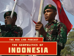 Episode 30. The Geopolitics of Indonesia