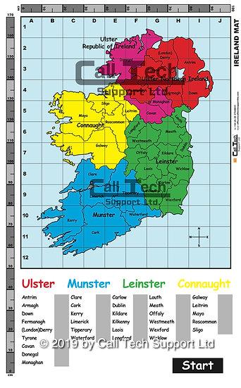 IRELAND MAT     (excluding vat)