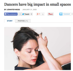 Dances for a Small Stage