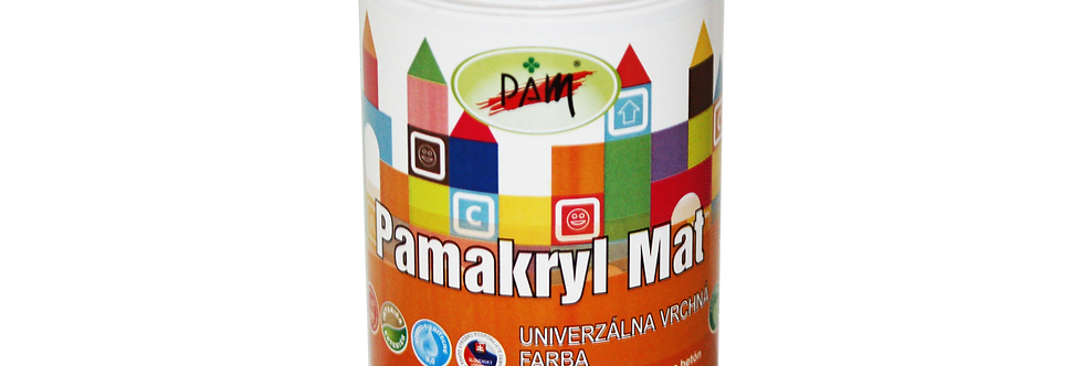 Pamakryl MAT  - 0,7 kg