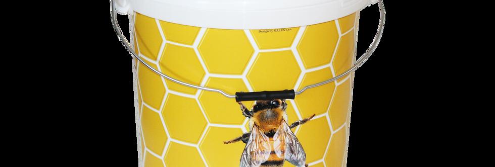 Včelárske vedro, konva na 44kg medu