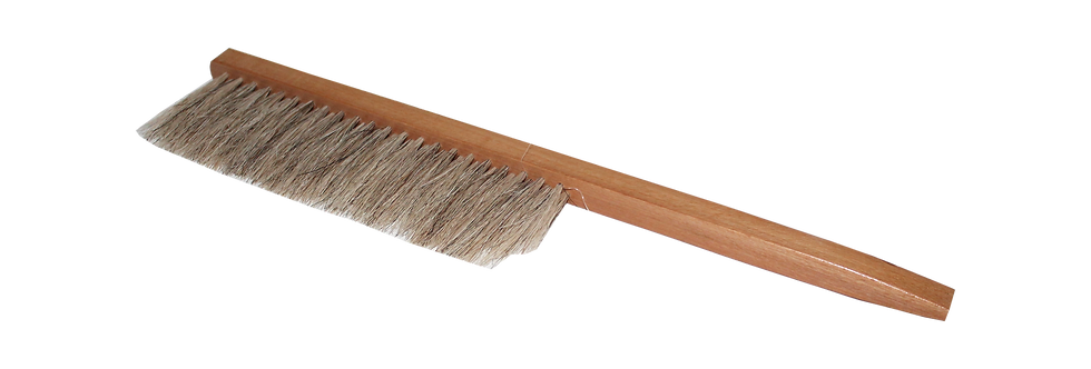 Metlička včelárska 2 - konský vlas