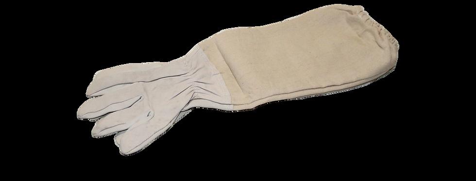 Kožené rukavice extra jemné - kozinka