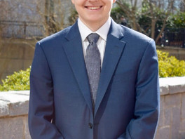 Introducing Liam McGuire, Outstanding Summer Intern