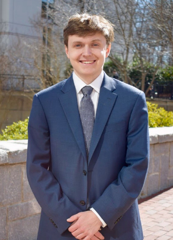 Introducing Liam McGuire, Outstanding Summer Intern