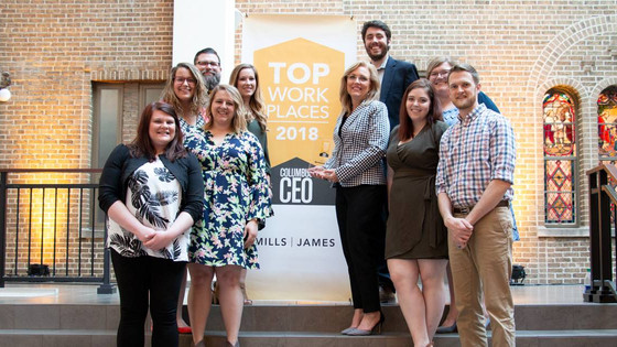 RevLocal Named in Columbus CEO Magazine's Top Workplaces for 2018