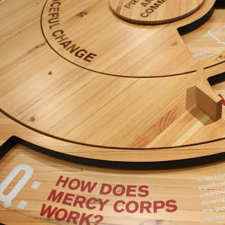 Mercy Corps Action Center