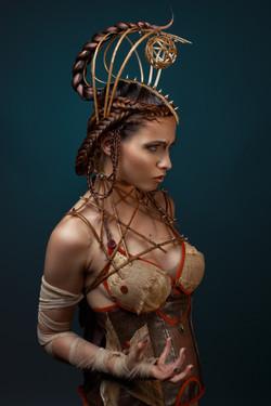 Hair Dressing Award 2014 - Etnic