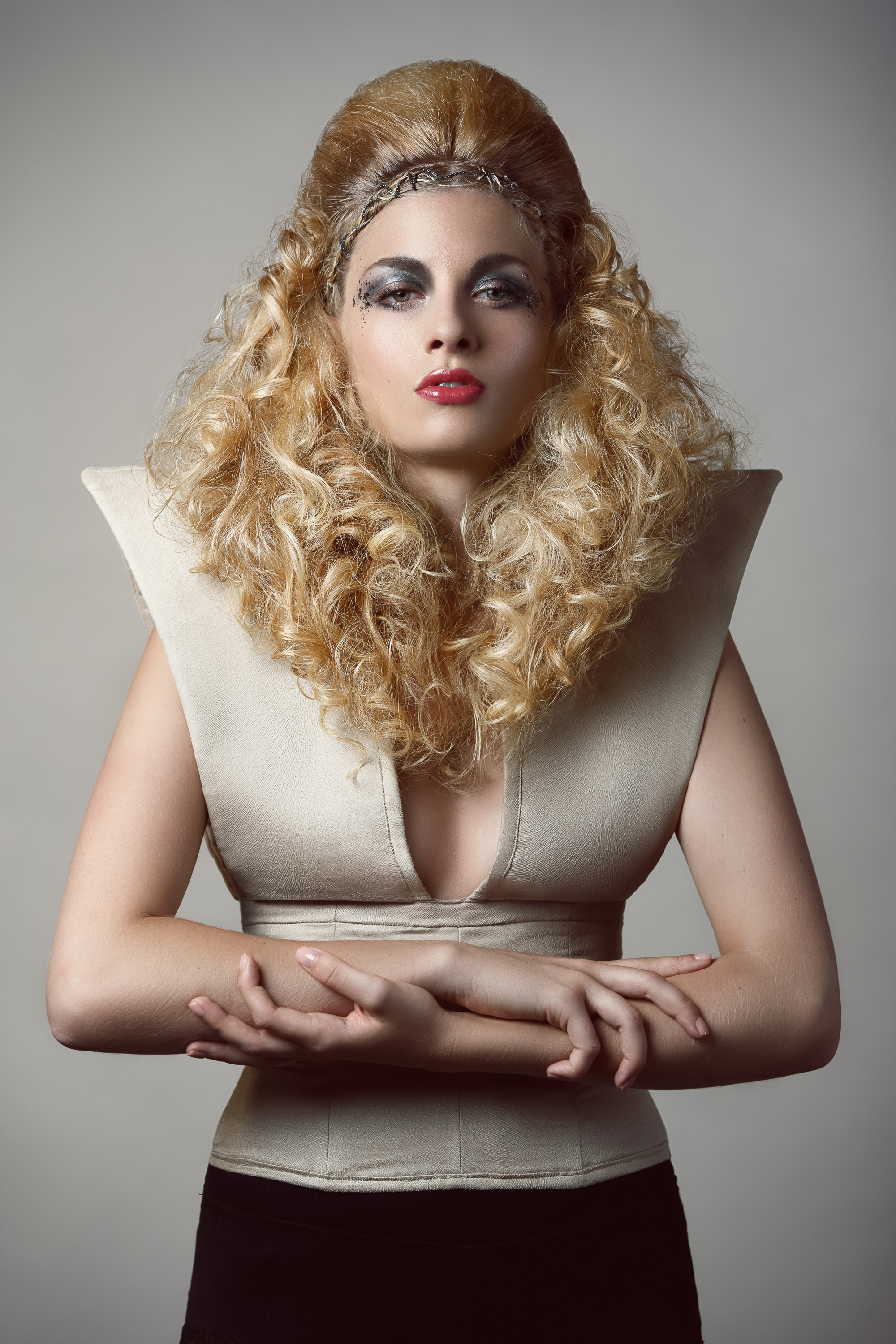 Hair Dressing Award 2014 - Blond