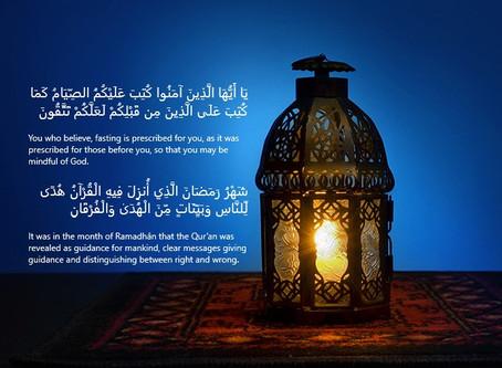 IMANews: Ramadhân 1441 AH, Apr-May 2020