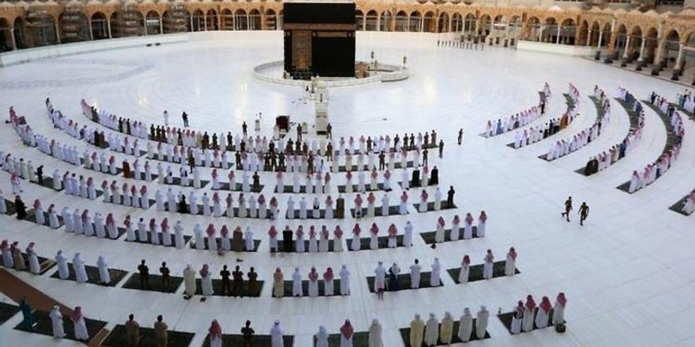 Eid Al-Adha 1442 AH / 2021 AD Prayer