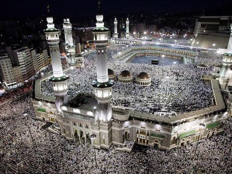 Weekly Friday (Jumu'ah) Prayer Resuming June 25, 2021