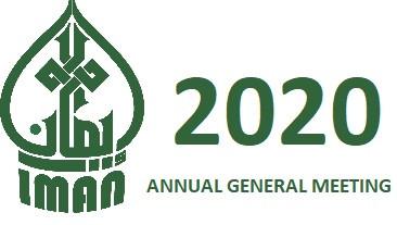 2020 IMAN Annual General Meeting December 5th, 2020