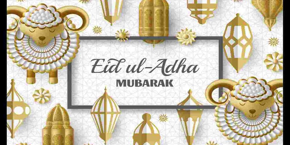Eid ul-Adha Prayer and Khutbah