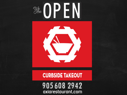 Takeout & Delivery for our Neighbourhood