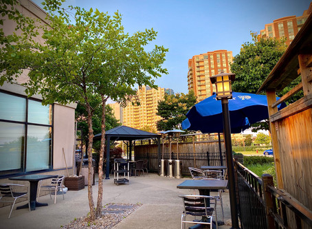 July 7, 2020 Patio Soft Opening