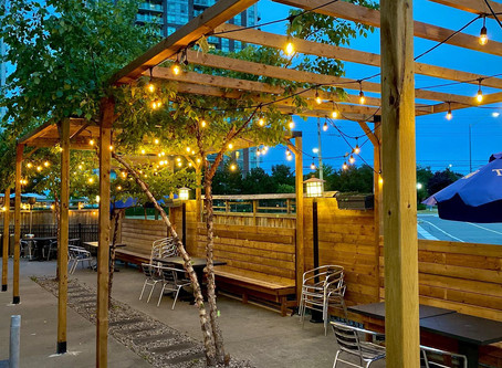 Patio Grand Opening - July 24, 2020