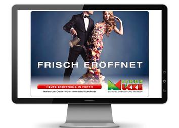 Eröffnung Filiale Fürth