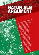 """Ausstellungsflyer """"Natur als Argument"""""""