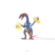 Dino sauer