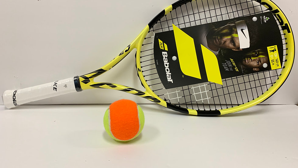 BABOLAT NADAL JUNIOR 25 AND 23