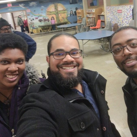 NSBE MAP Shows Holiday Spirit in the Community